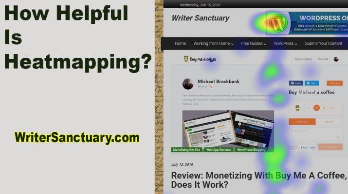 Heatmapping a Website