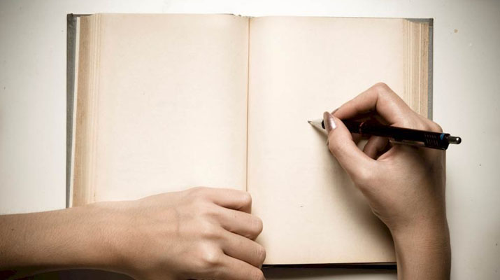 passion for writing