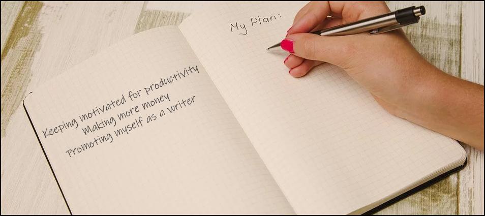 Writing Challenge 2020 Plan