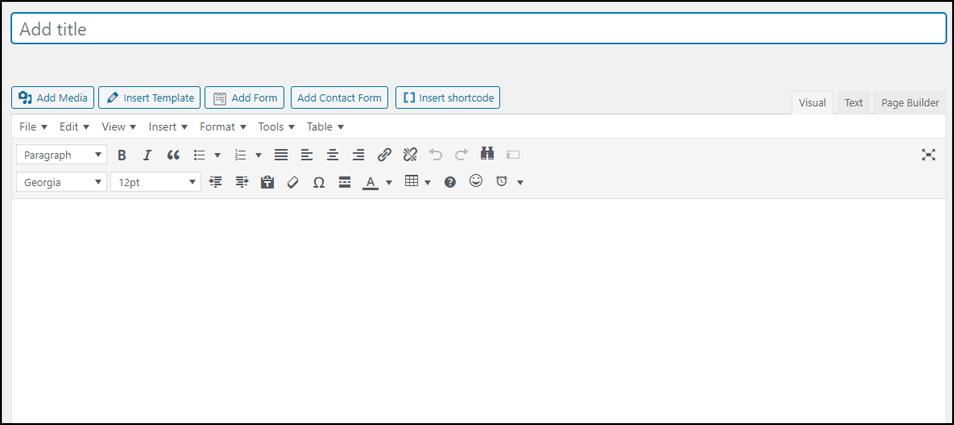 Creating Blog Titles