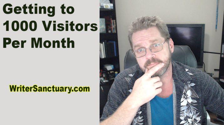 Getting 1000 Visitors