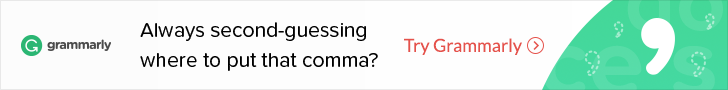 Grammarly Comma Usage
