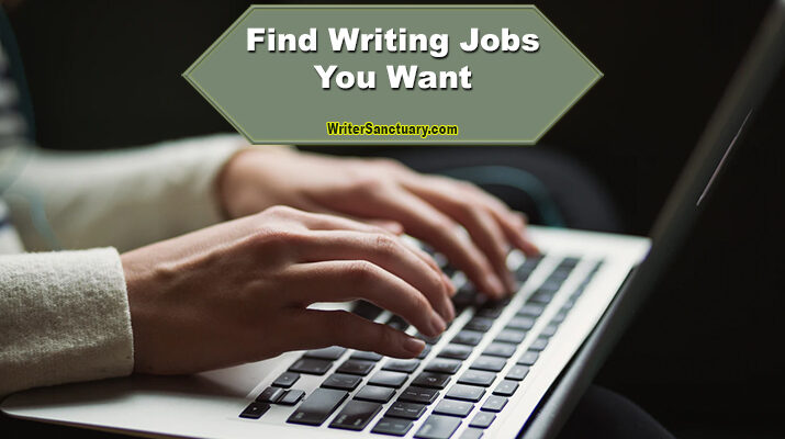 Find Writing Jobs Today