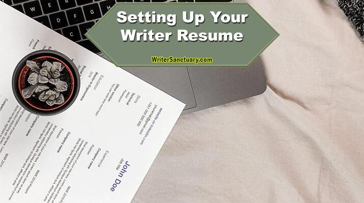 Writer Resume