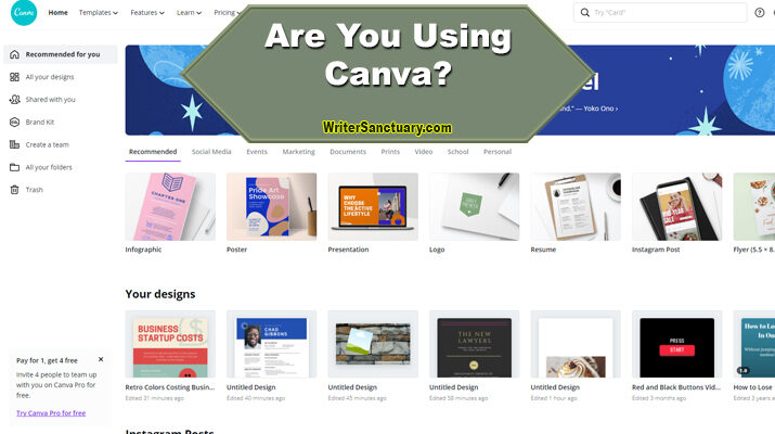 Use Canva