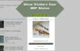 Author WIP Progress Bar Plugin