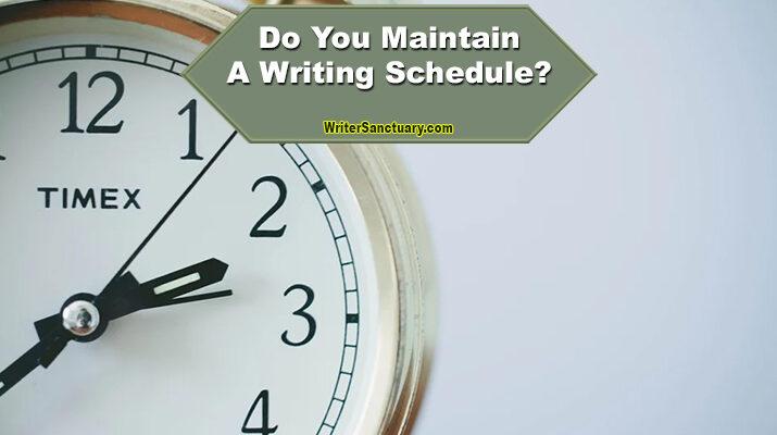 Freelance and Blogging Schedule