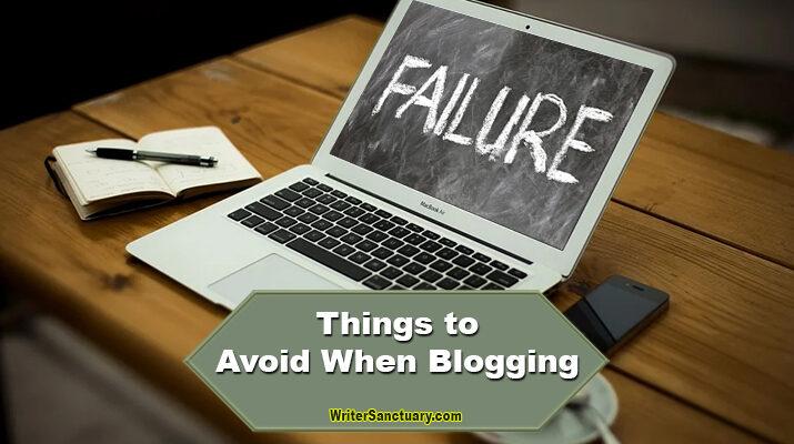 Fail at Blogging