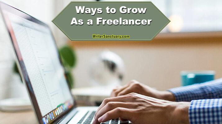 Freelance Writing Career Growth