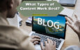 7 Best Forms of Content for Blogs for Beginners