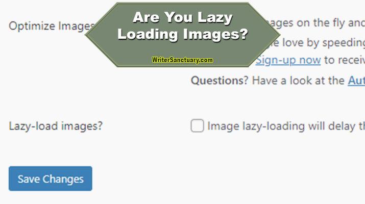 Lazy Loading WordPress Images