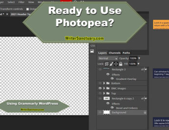 Using Photopea