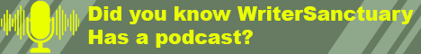 WriterSanctuary Podcast Banner